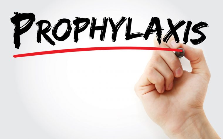 prophylaxis, physical activity