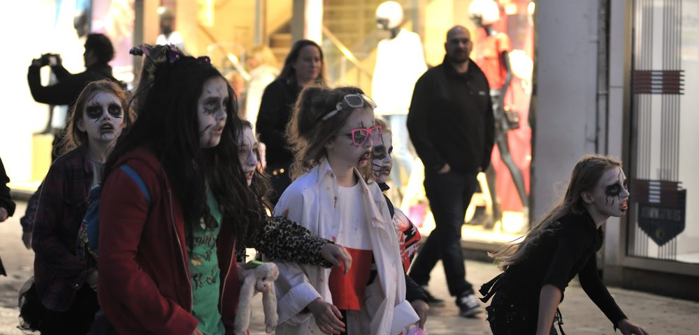 Arizona Hemophilia Association to Host Zombie Walk 9 in Downtown Phoenix